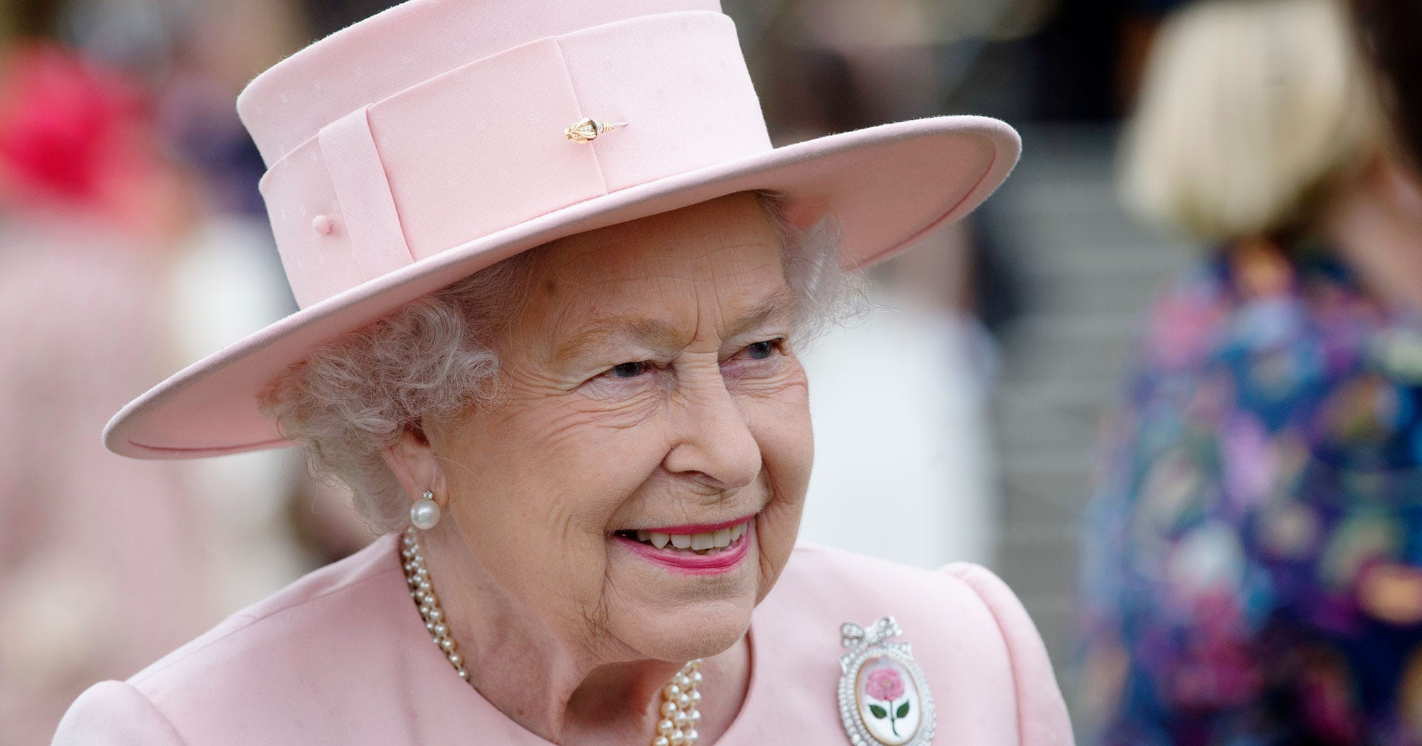 This Is the 1 Nail Color Queen Elizabeth Has Worn For 28