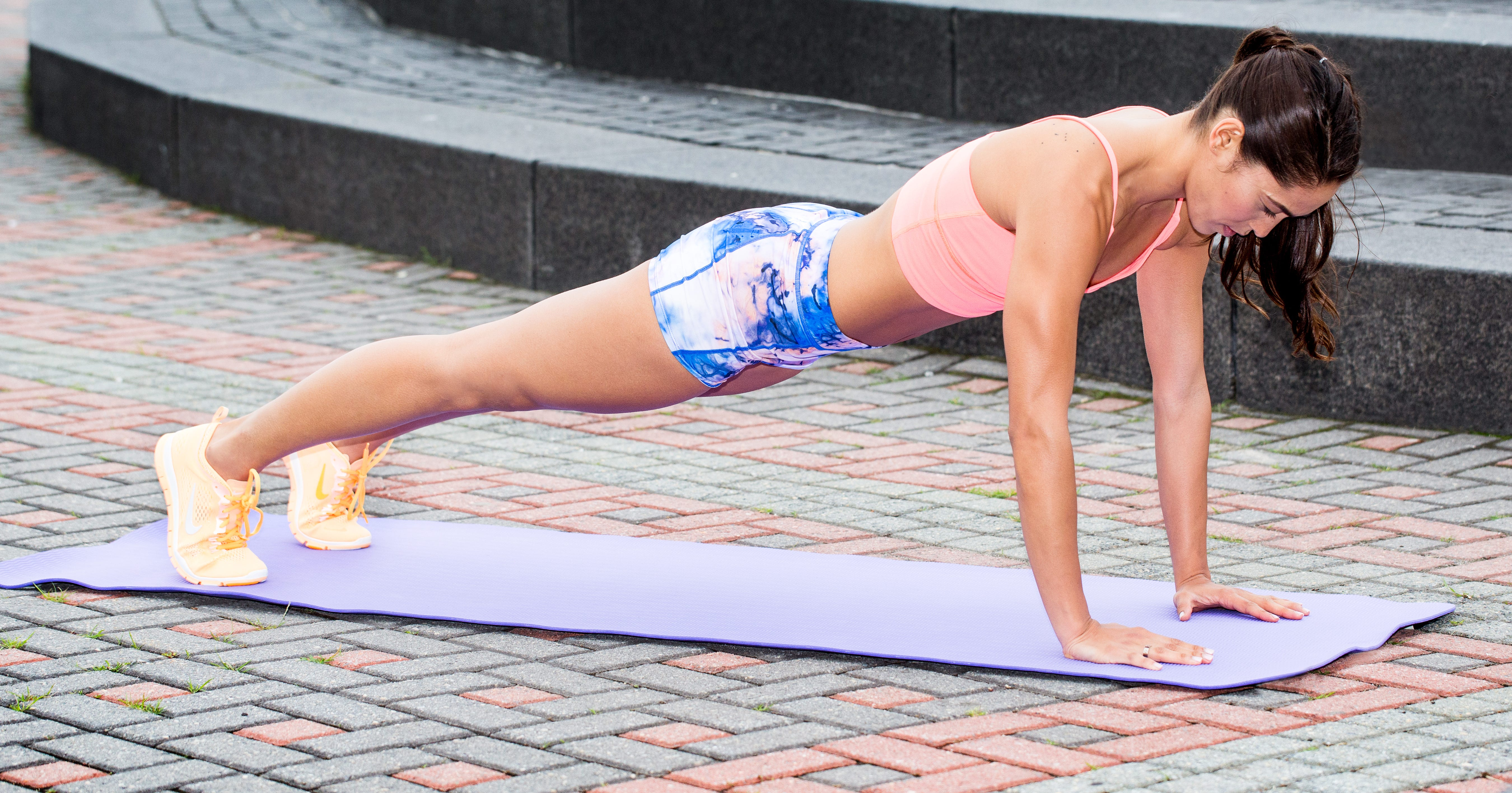 Workout tube let me finish yoga and i will give you