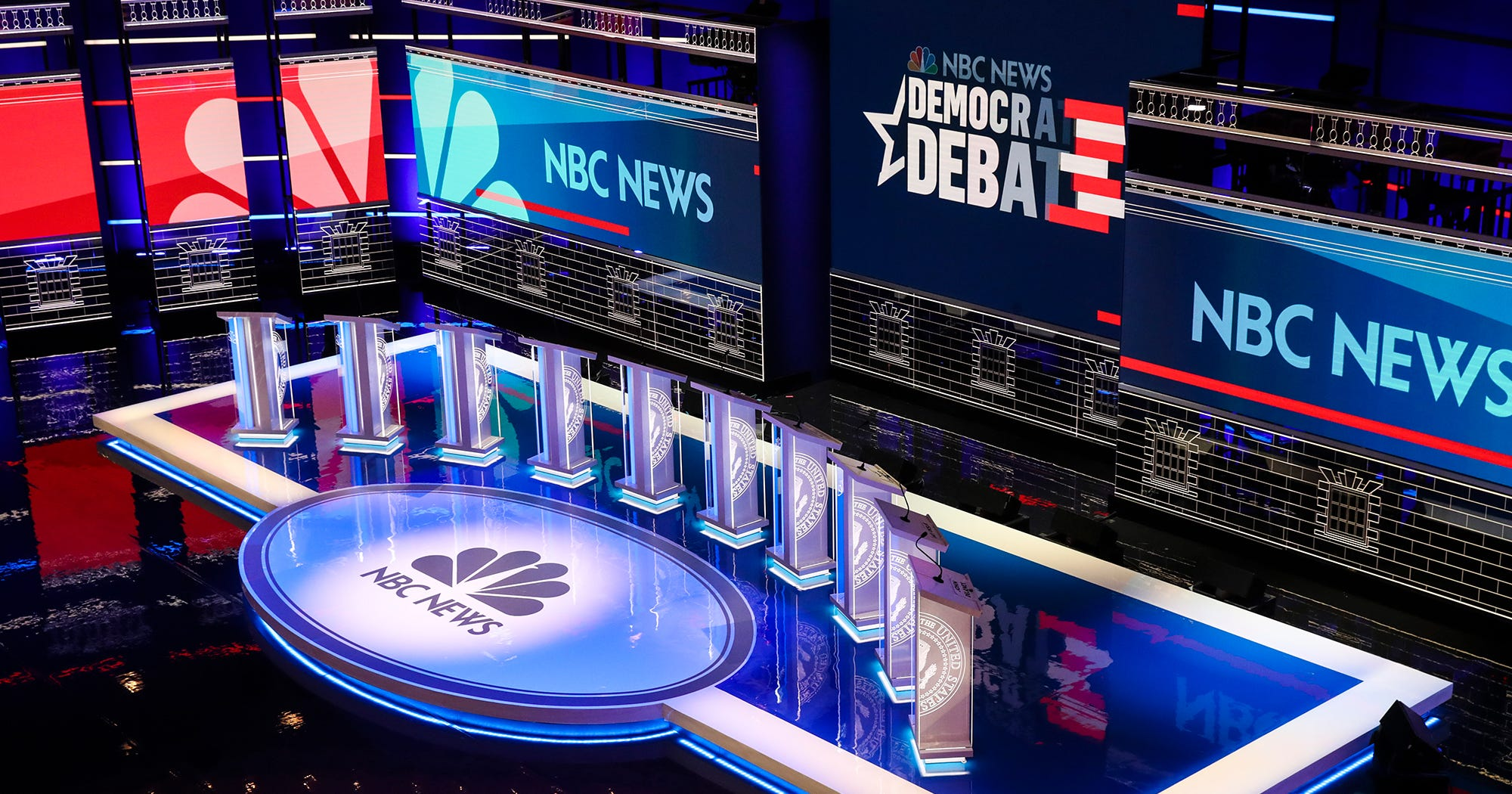 How To Watch Democratic Debate: Time, Channels, Stream