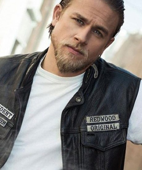 Jax Teller Tribute Sons Of Anarchy Charlie Hunnam