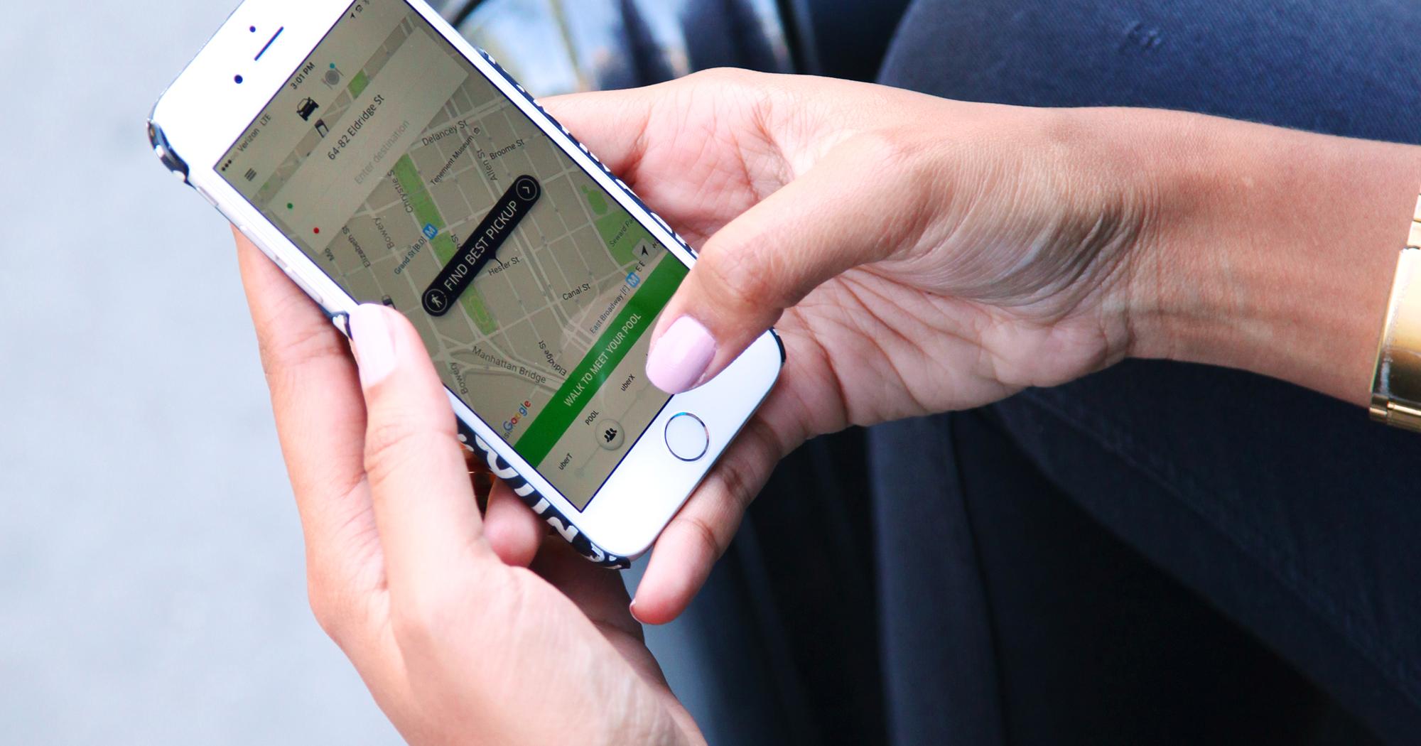 Ride Sharing Best Uber Alternatives - Waze Rider Via