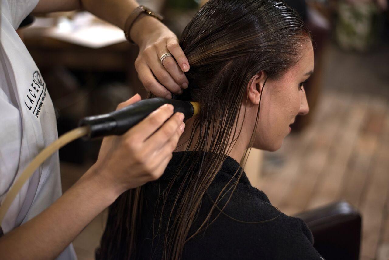 I Got Victoria Secret Hair Waves From Models Top Salon