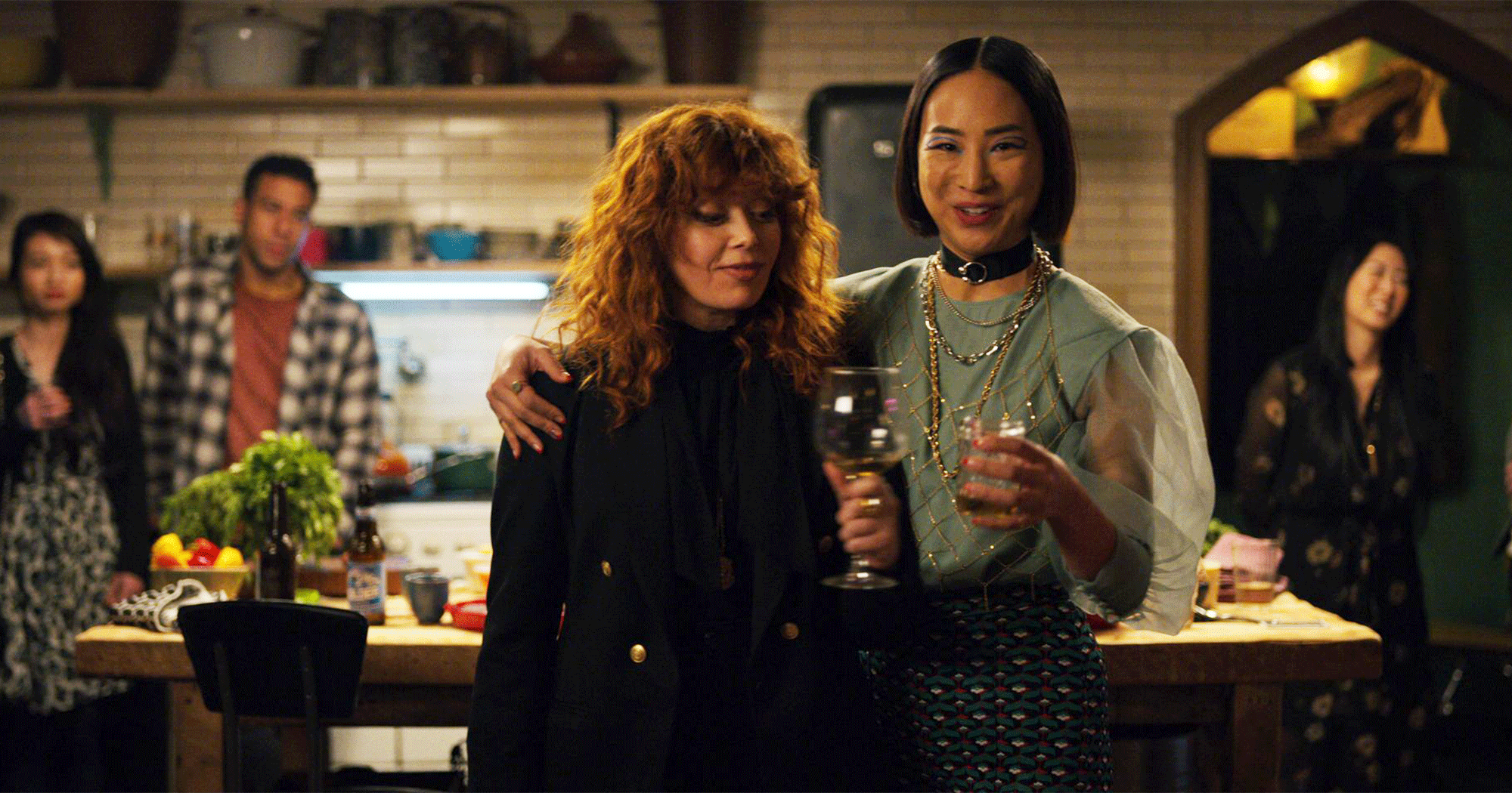 Every Song On Netflix Russian Doll Soundtrack — Listen