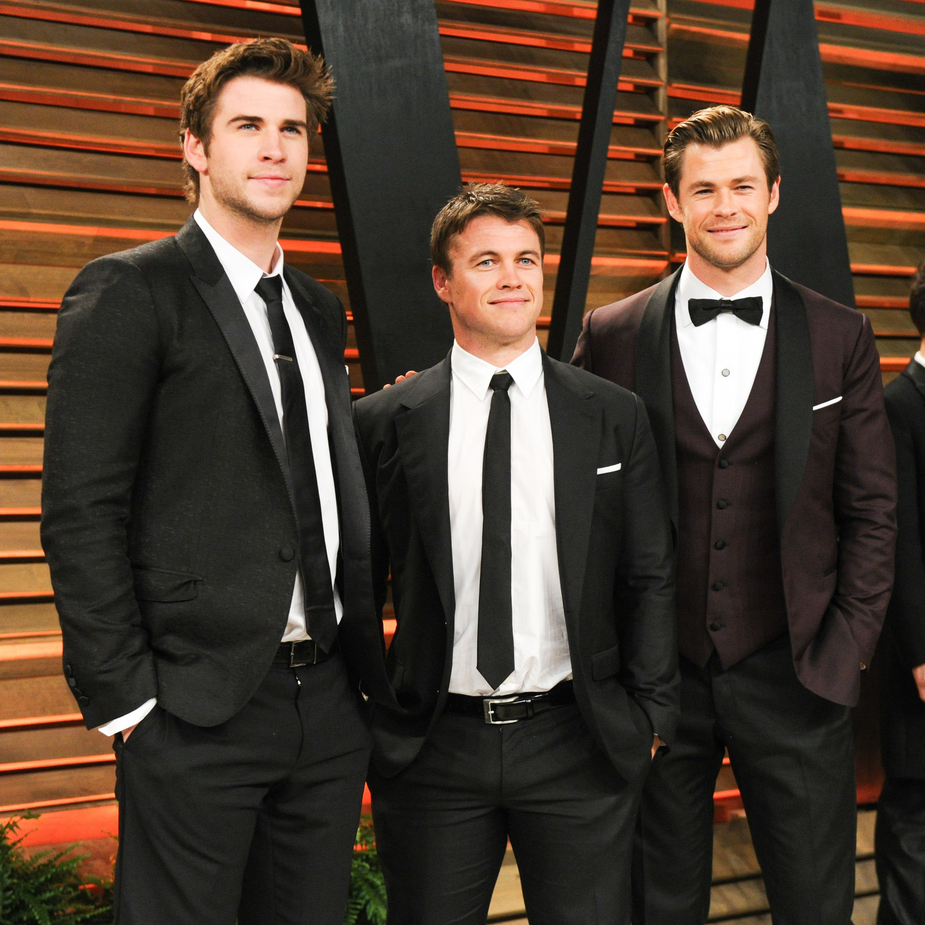 Hemsworth Brothers Family Tree: Chris, Liam, Luke Ages