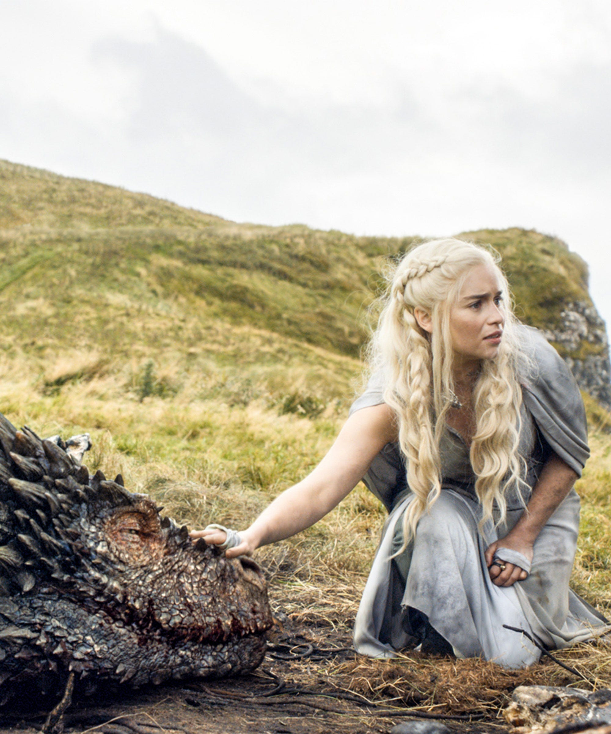 Game Of Thrones 3-Headed Dragon Meaning For Season 8