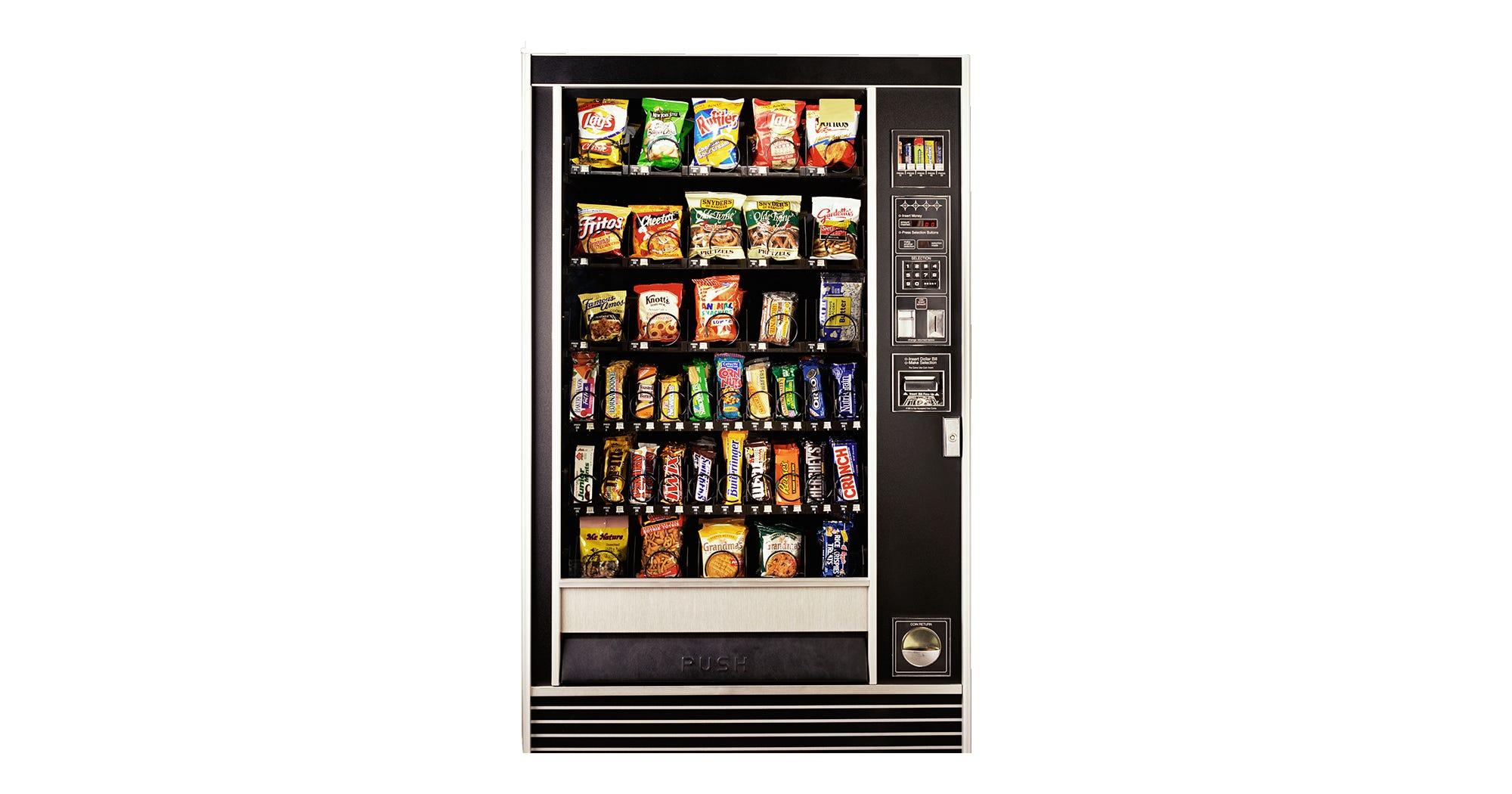 The Craziest Vending Machines Around The World