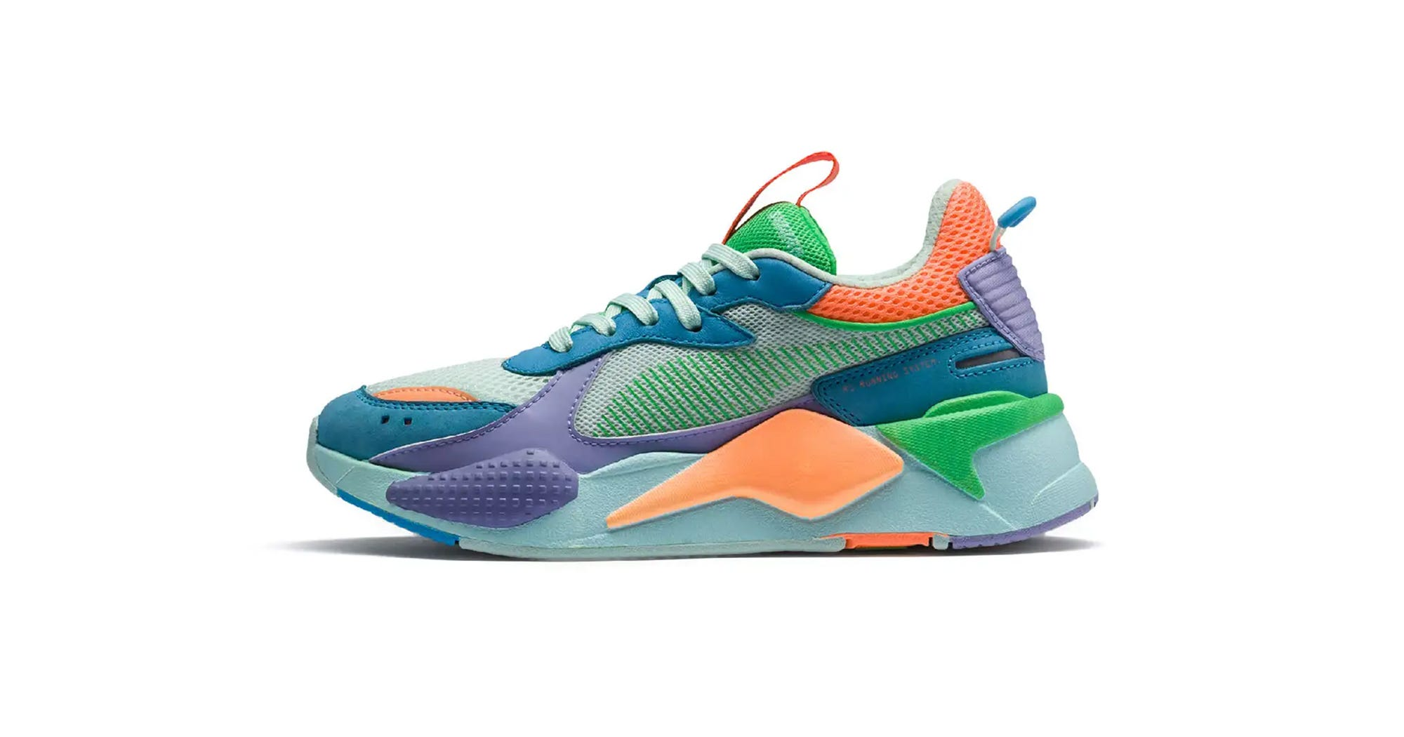 Bright-Color Sneakers For Spring 2019