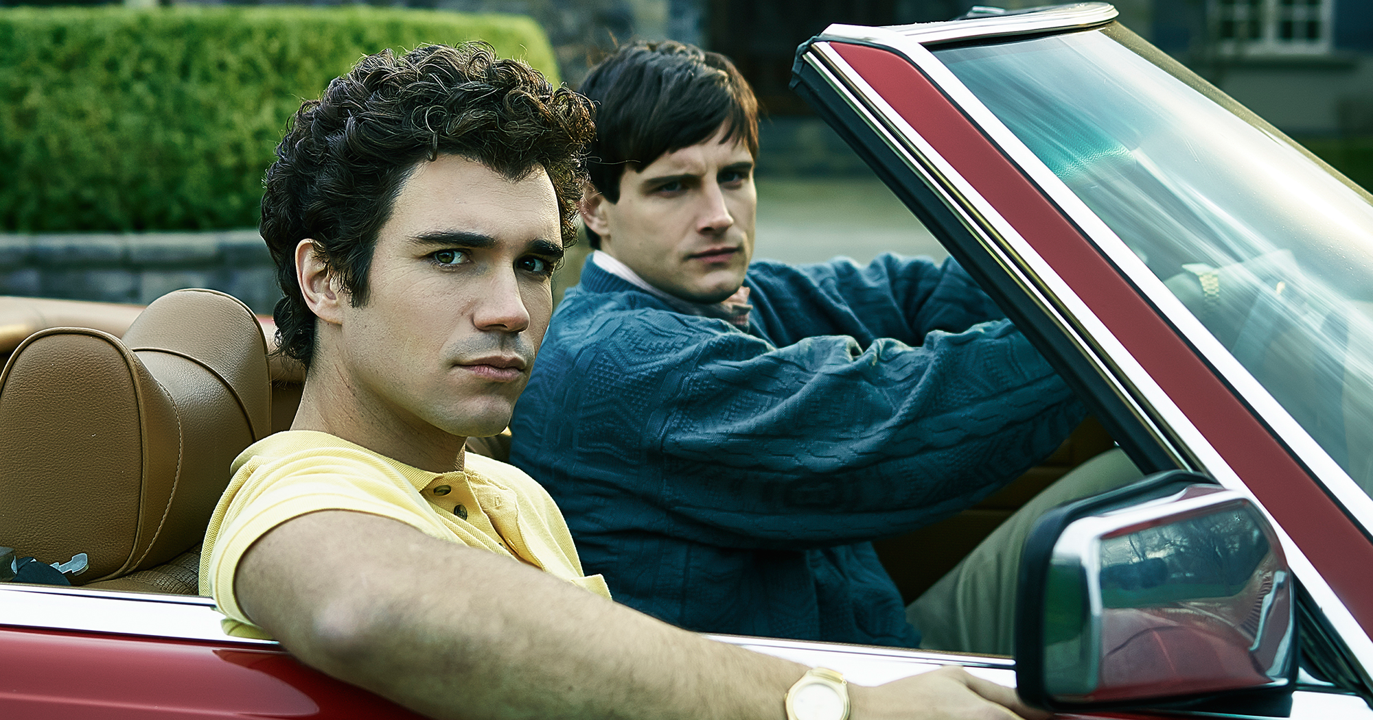 This menendez brothers image sees the murders