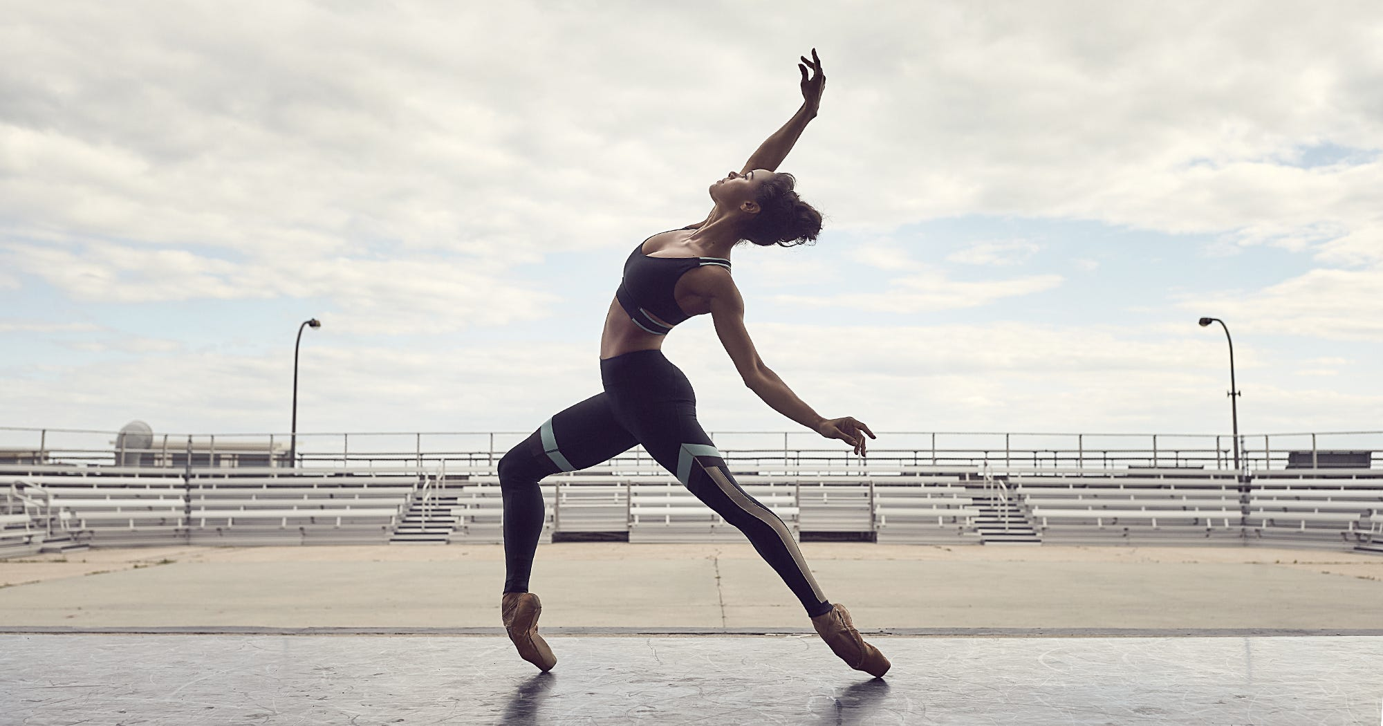 Misty Copeland Under Armour Ad Powerful Body Positivity