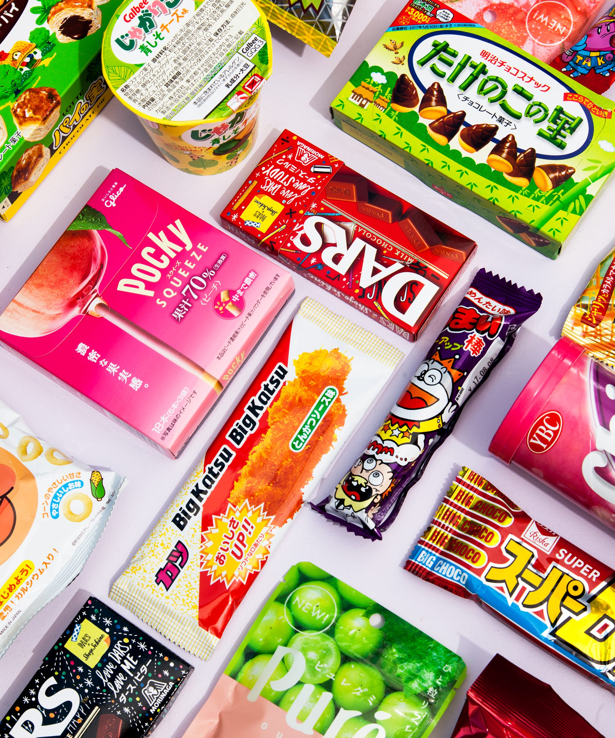 Weird Japanese Food Products 6