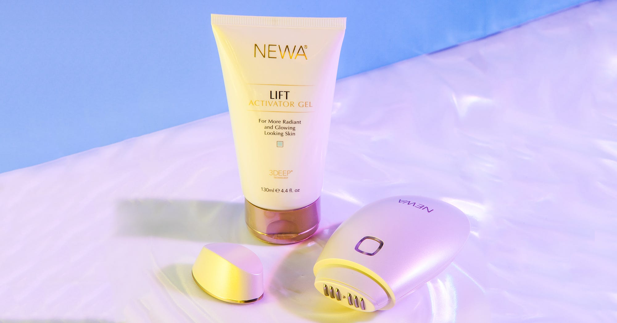 Newa Skin Care System At Home Wrinkle Treatment