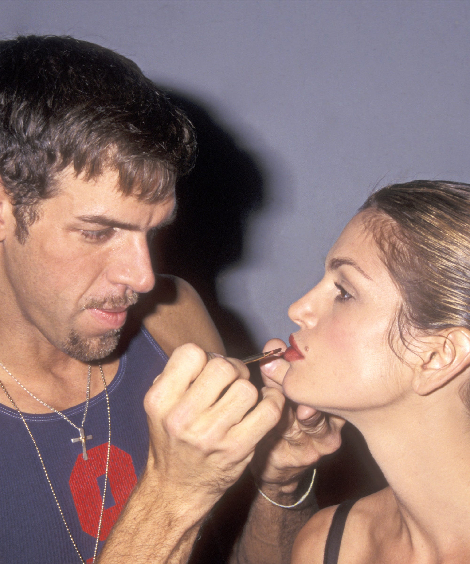 Kevyn Aucoin Pushed For Diversity In Beauty Industry