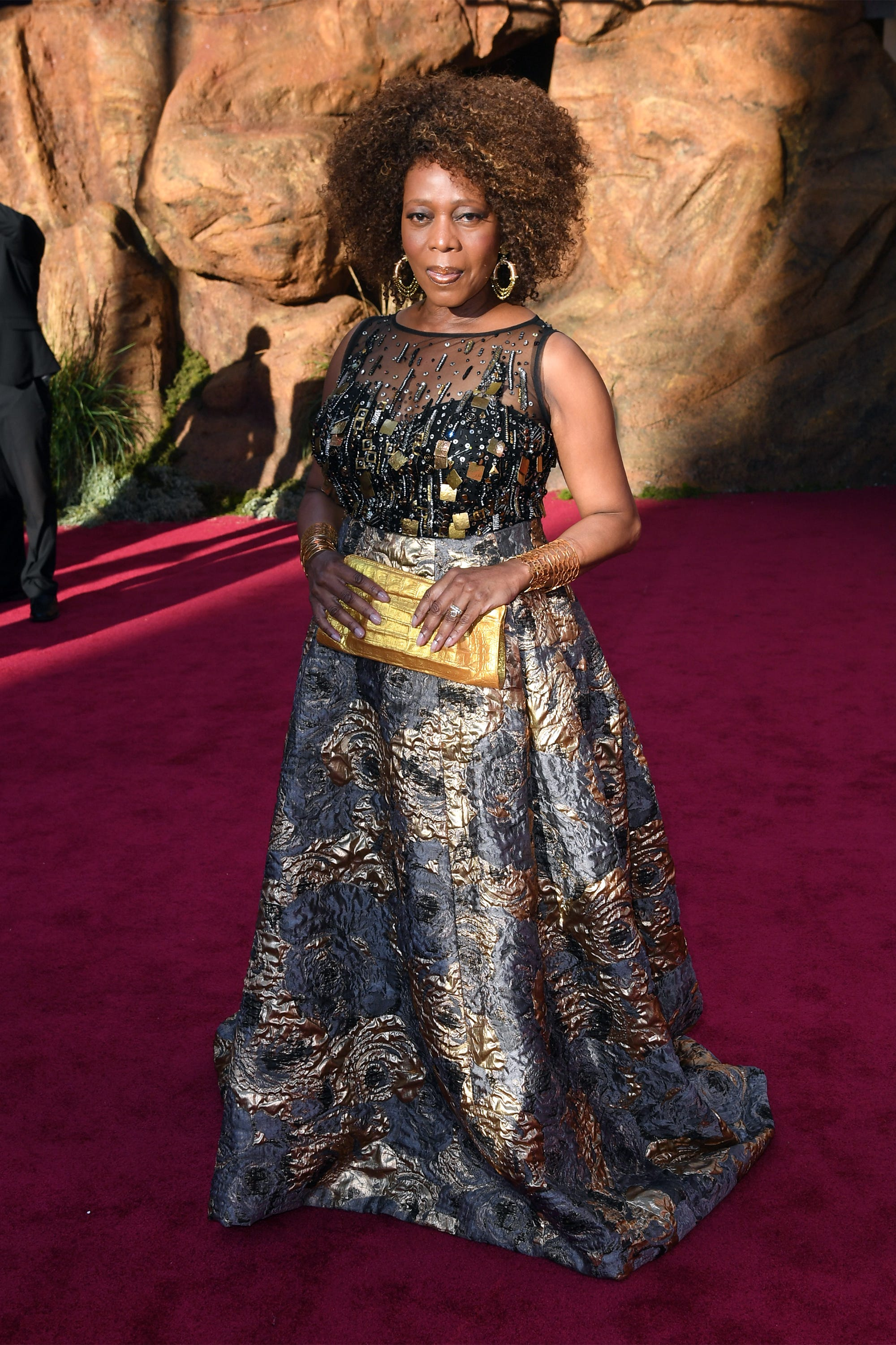 Beyonce, Blue Ivy Attend The Lion King World Premiere