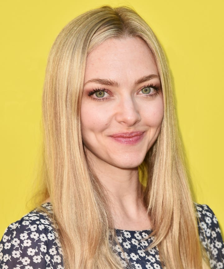 Amanda Seyfried Best Hair Makeup Looks For Mamma Mia 2