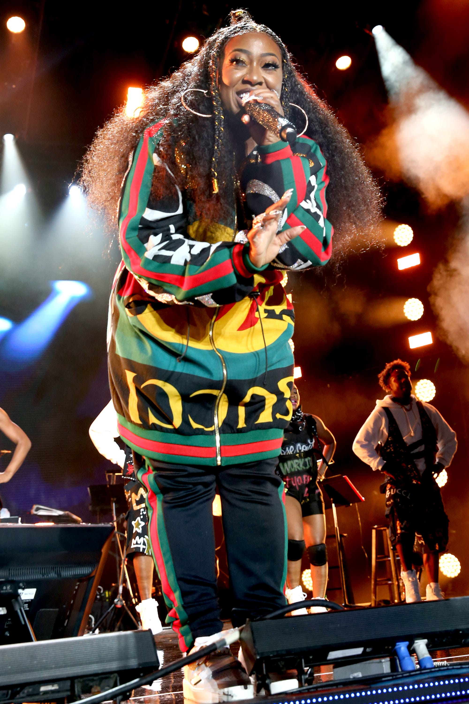 Missy Elliotts Fashion Moments Ahead Of The Vmas