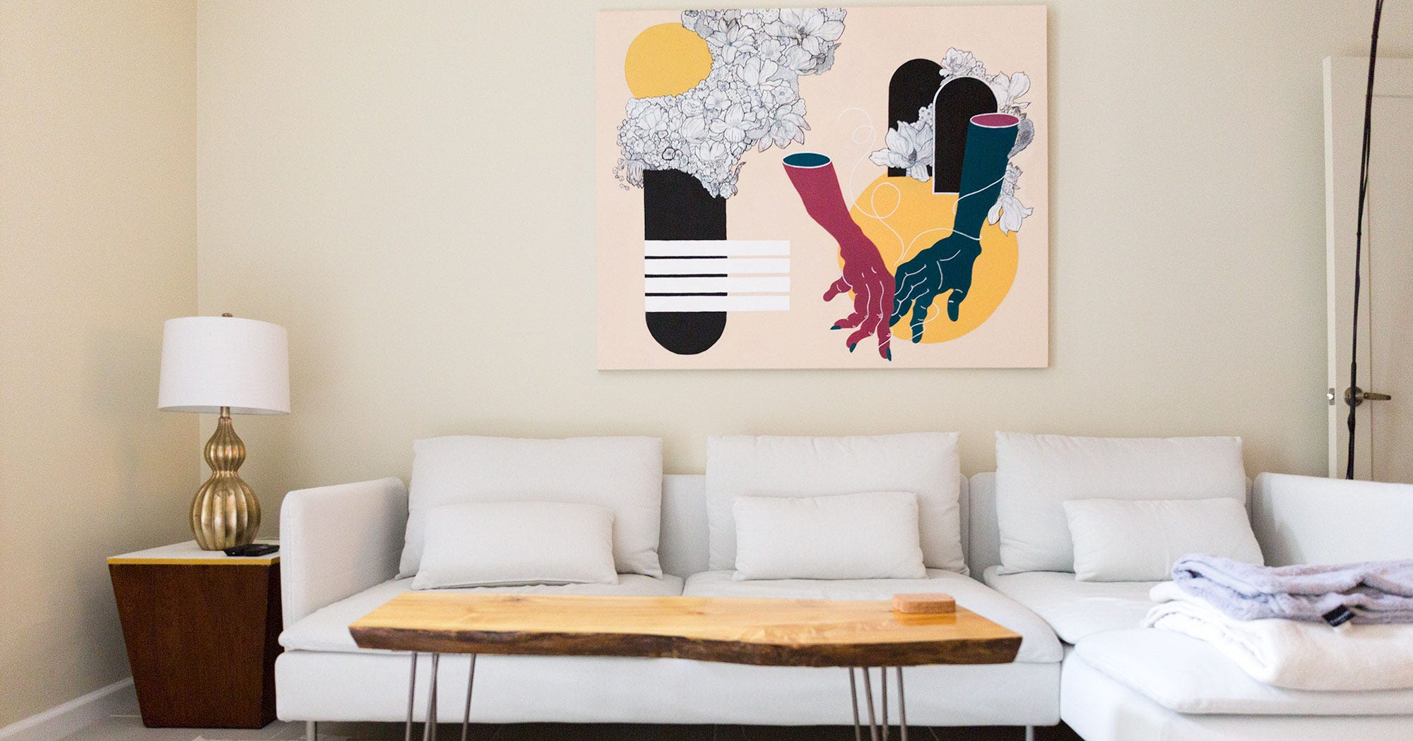 Tour A Harlem Duplex One Bedroom Apartment In New York