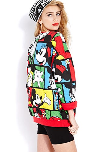 e20167b32be86 Forever 21 Mickey Collection - Disney Clothing