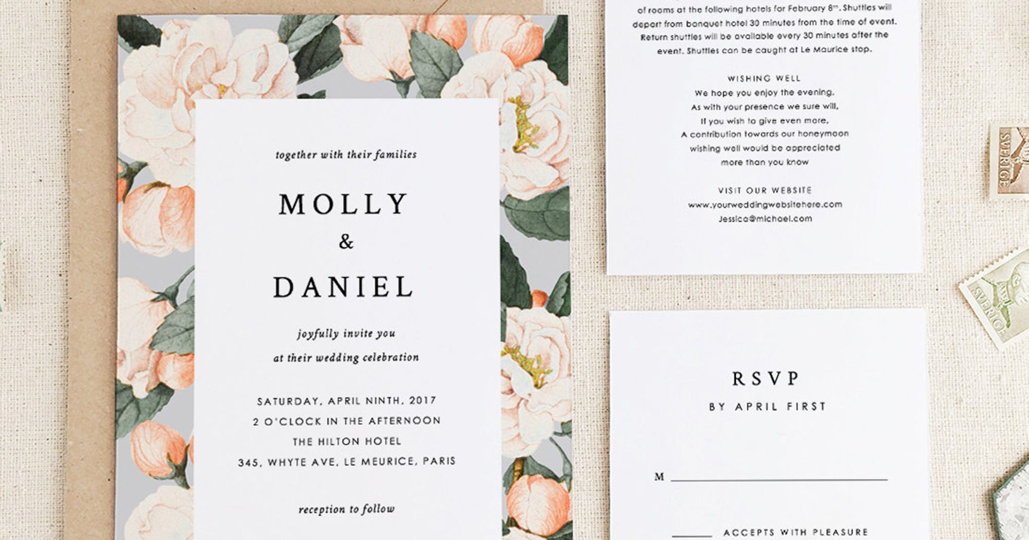Best etsy wedding invites stationery invitations design for Etsy engagement party invites