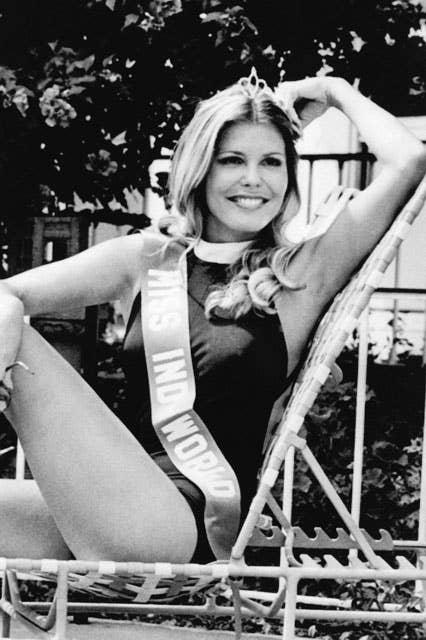 Junior nudist pageant Miss Junior