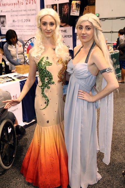 Daenerys Targaryen Costumes Khaleesi Halloween 2018