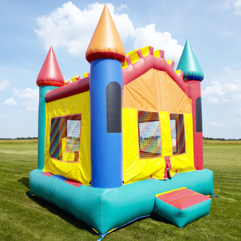 World Largest Bouncy House Tour Dates America