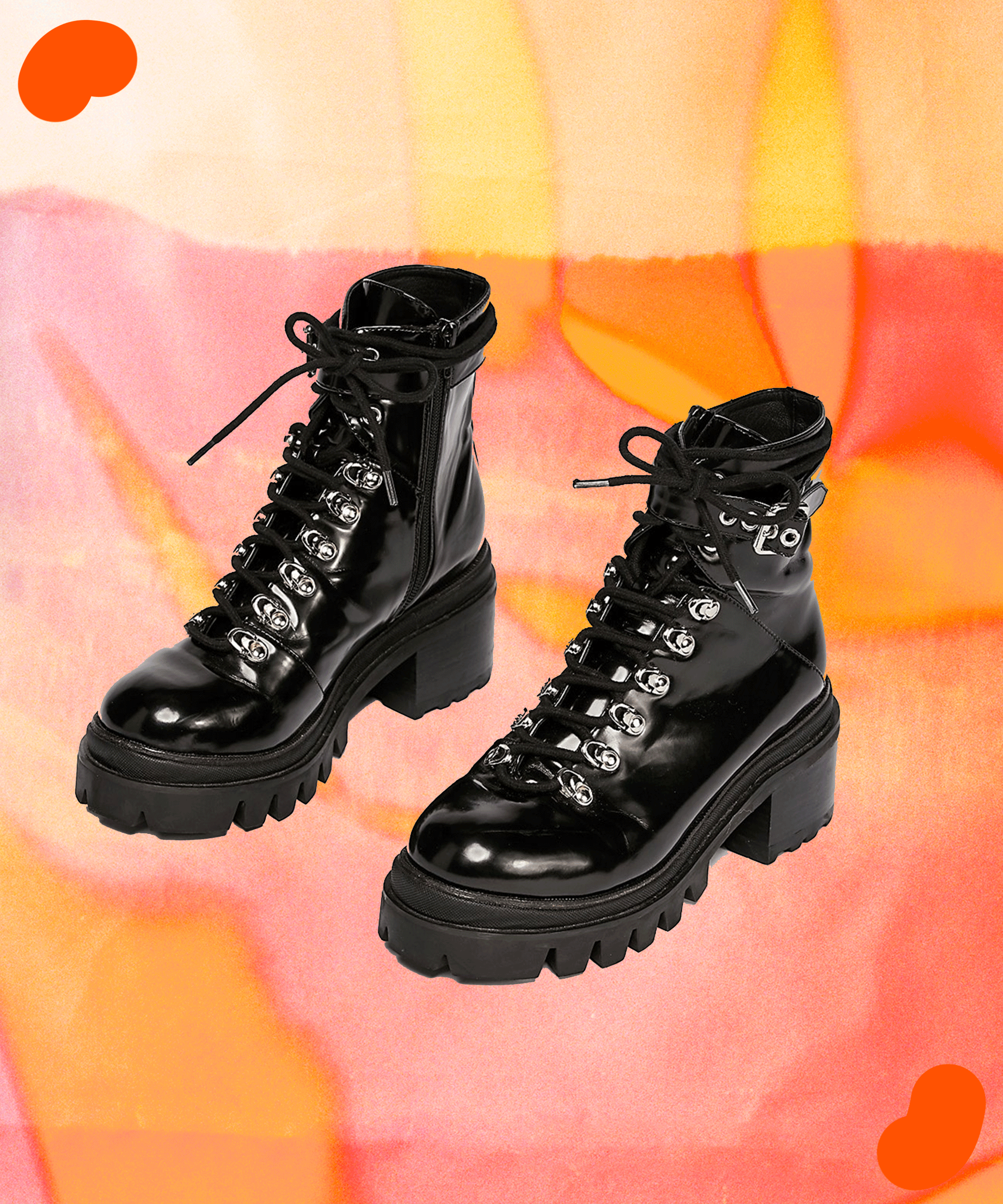 Chunky Boots Are Here & They're Bigger Than Ever Before