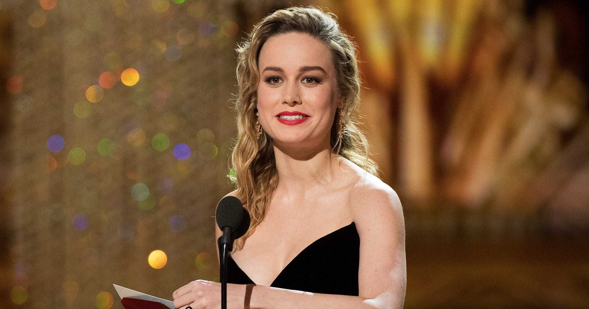 brie larson not clapping casey affleck best actor oscar