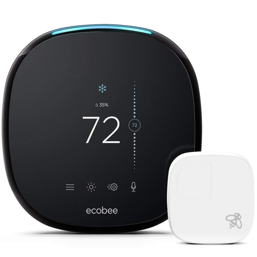 Ecobee   Smart Thermostat With Built