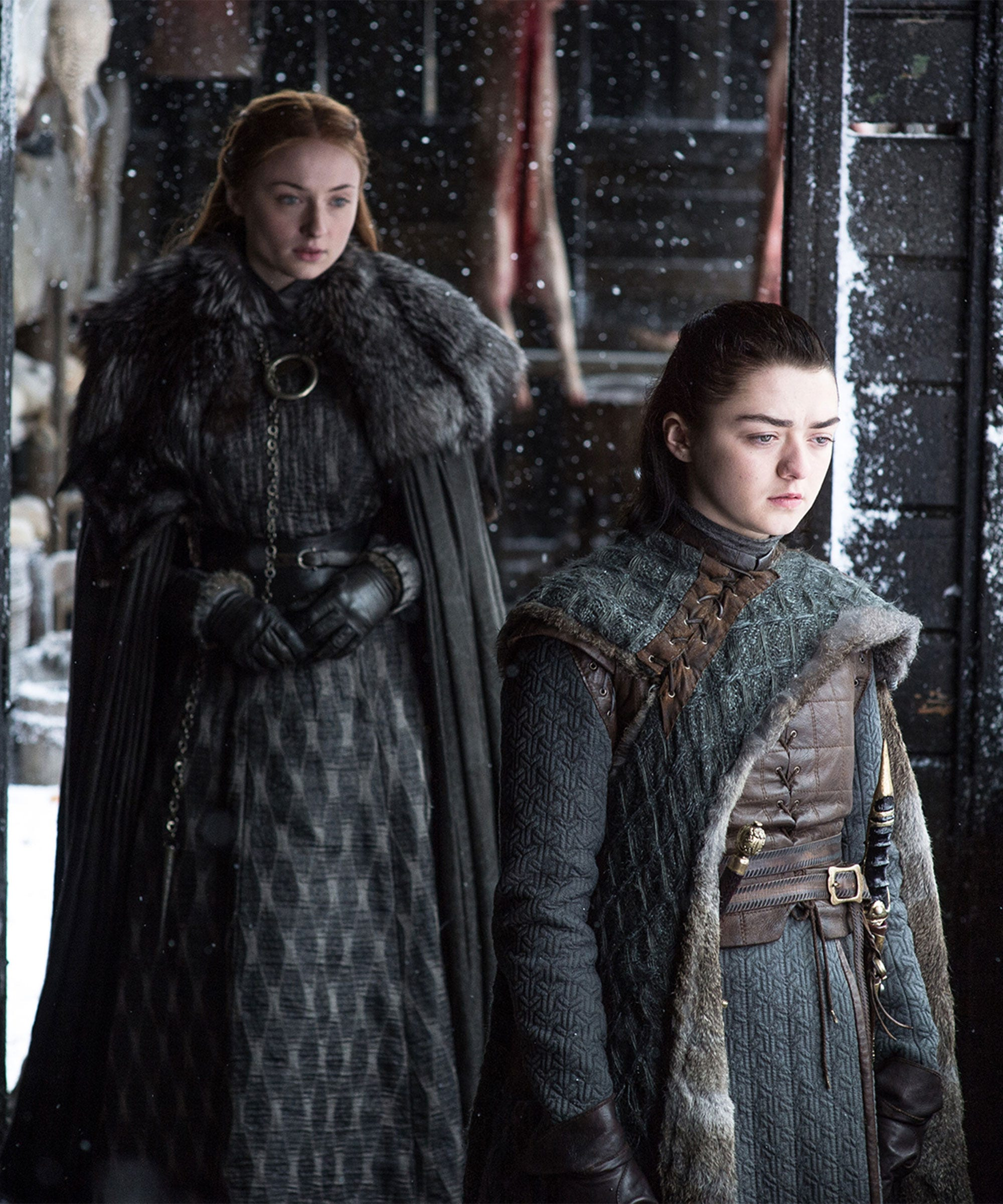 How Old Are Game Of Thrones Characters Supposed To Be?