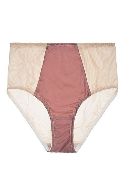 c2a4b5bc2b24d FORTNIGHT + Luna High Waist Bikini