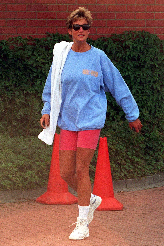 Princess Diana Style 90s Fashion Inspiration Photos