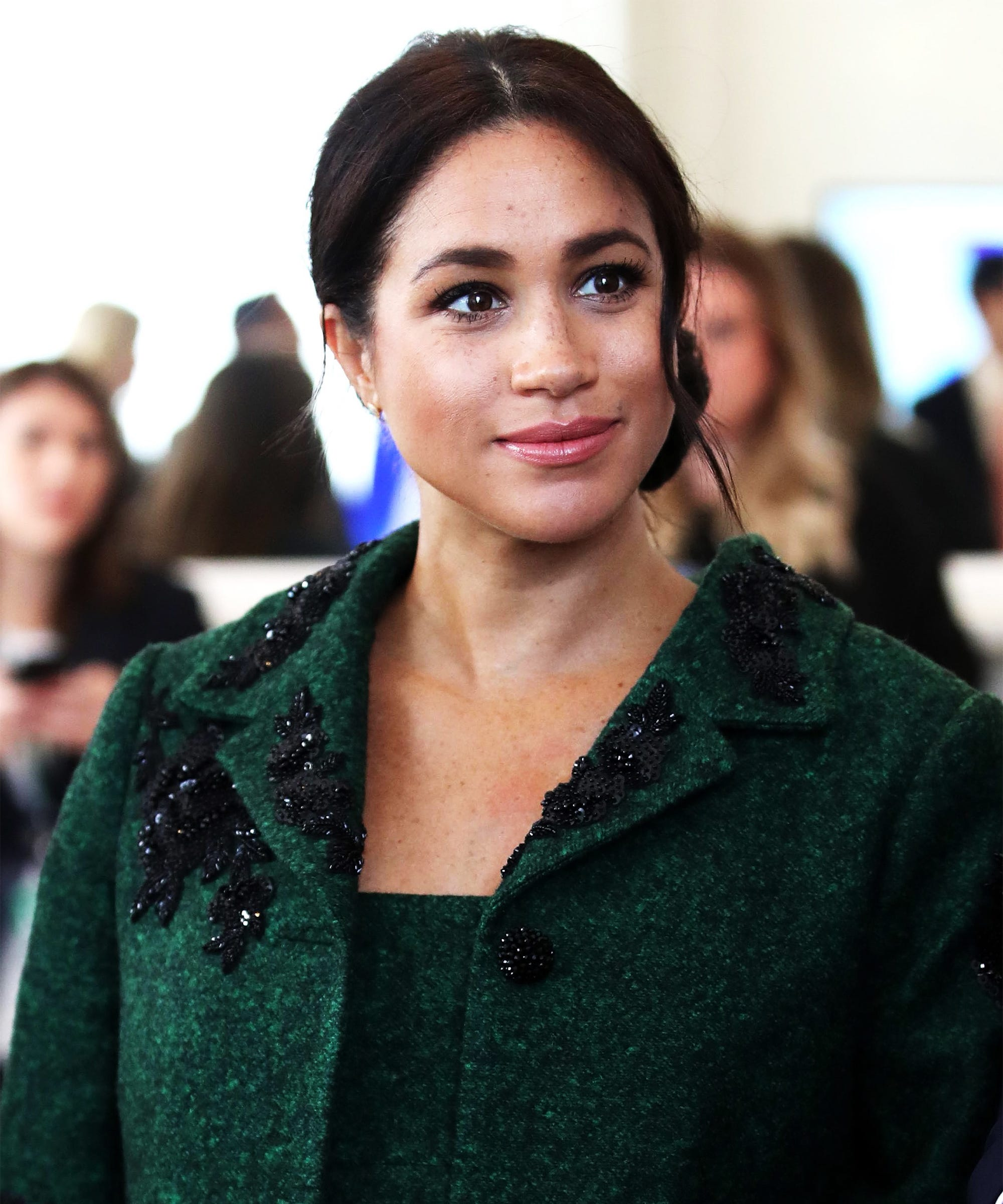 Flipboard: Meghan Markle Reportedly Wants A Home Birth At