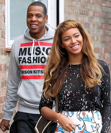 Beyonce Jay Z Renew Wedding Vows