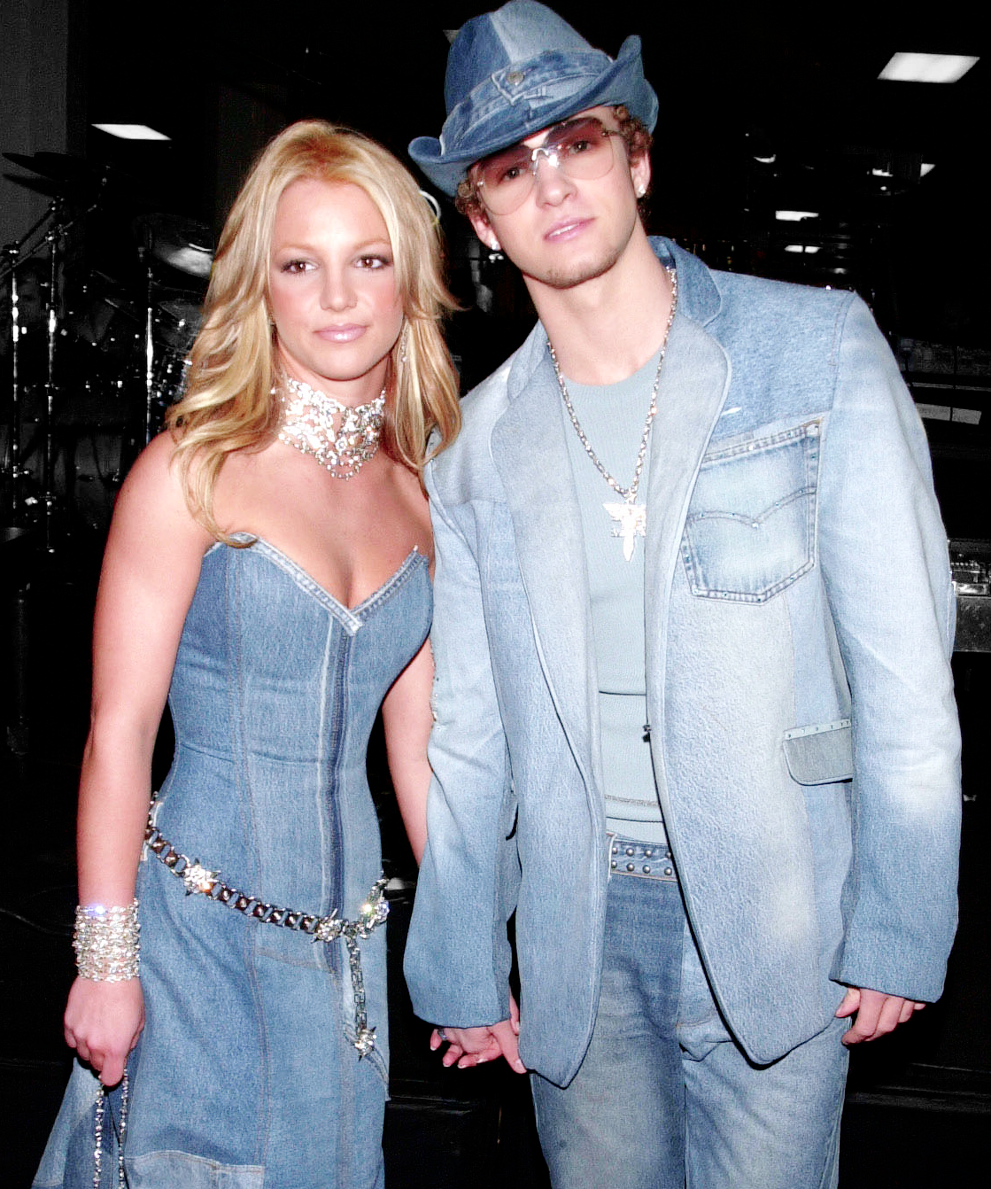 Justin Timberlake Britney Spears Denim On Denim Outfits