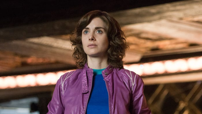 Glow Netflix Cast Alison Brie, Betty Gilpin Interview