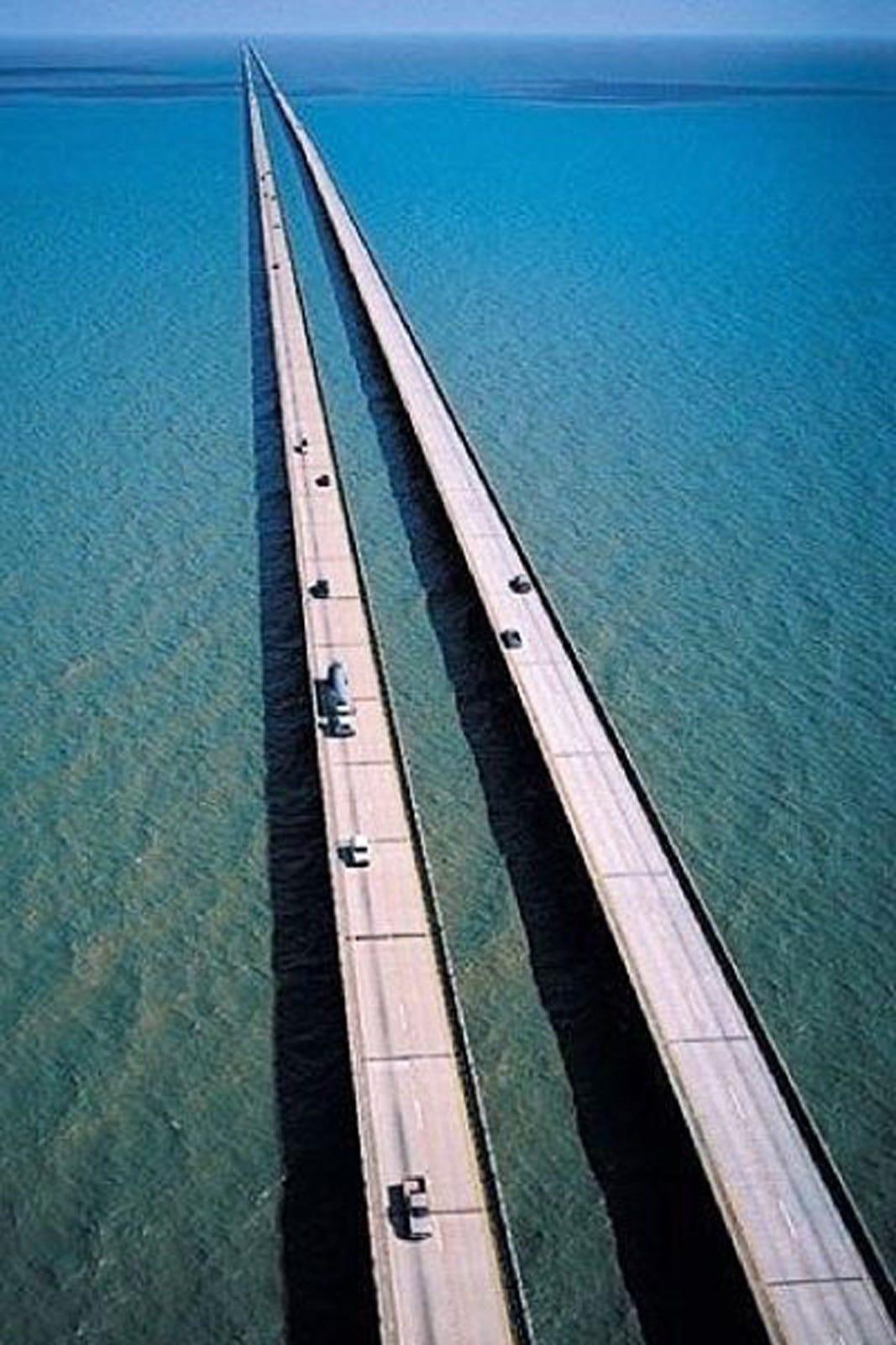 Scariest Bridges - Fear Of Heights Terrifying Bridges