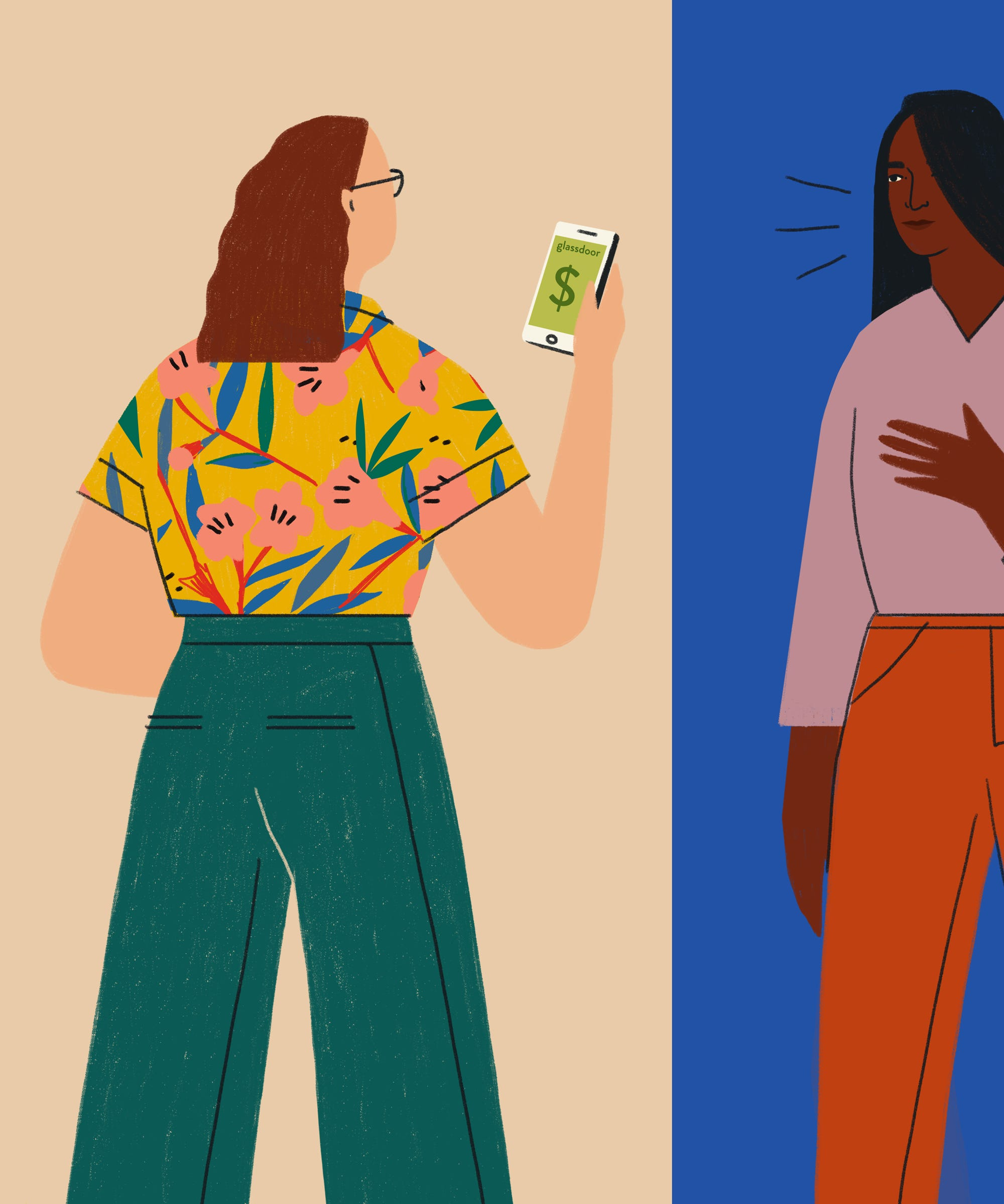 My Personal Shopping Client Got Me A Job — Now I Make $95K