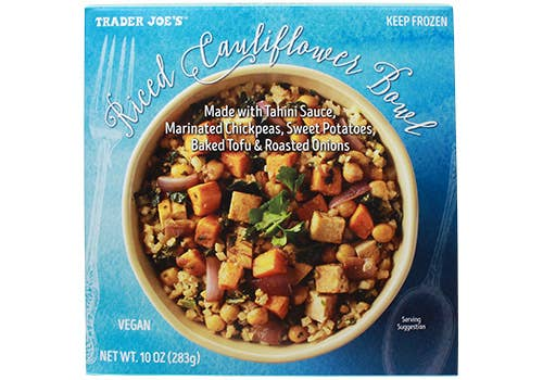 Best Vegetarian Food At Trader Joes To Go Meatless 2020