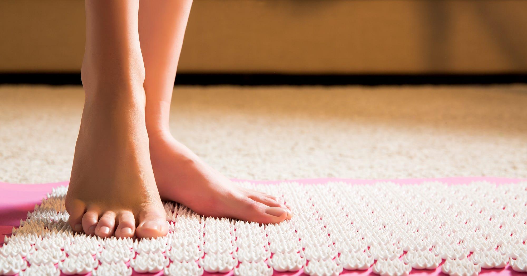 Acupressure Mat, Pressure Points Health Benefits