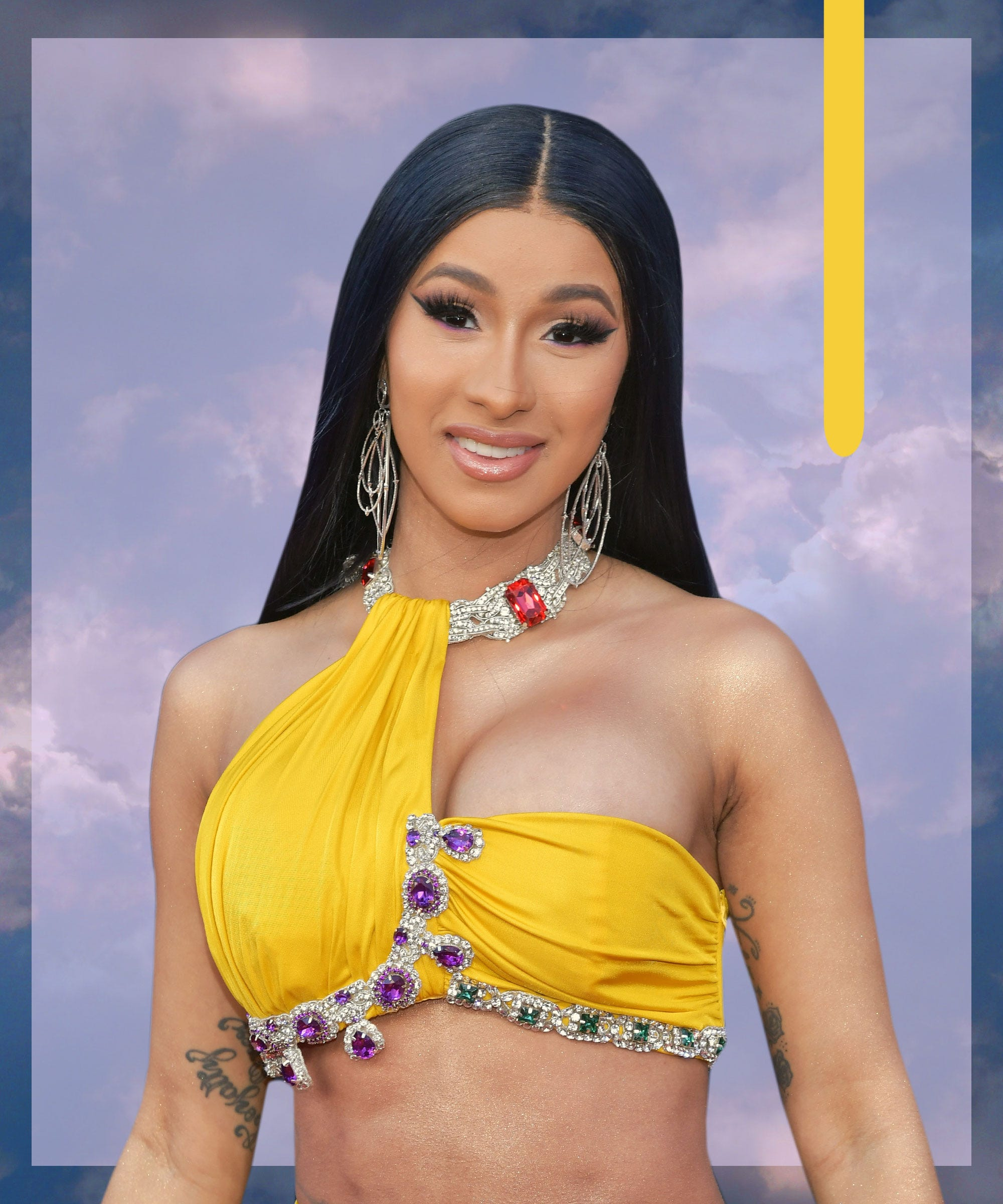 Cardi B Reveals Liposuction Surgery After Flaunting Abs