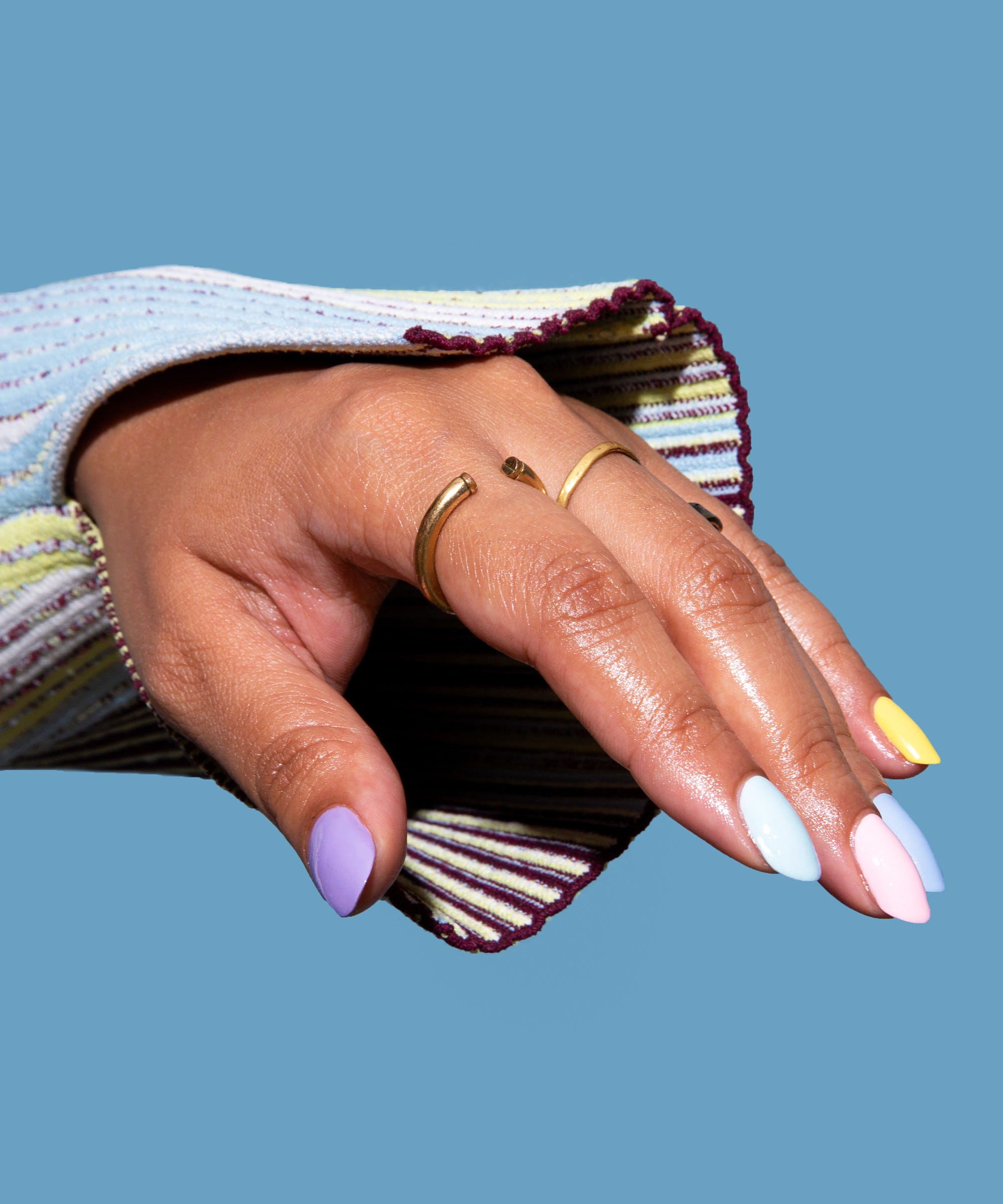 What To Know About Gel Nail Extensions Before Trying