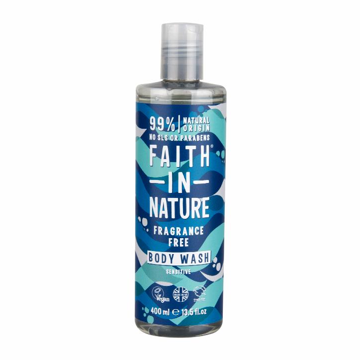 Fragrance Free Body Wash
