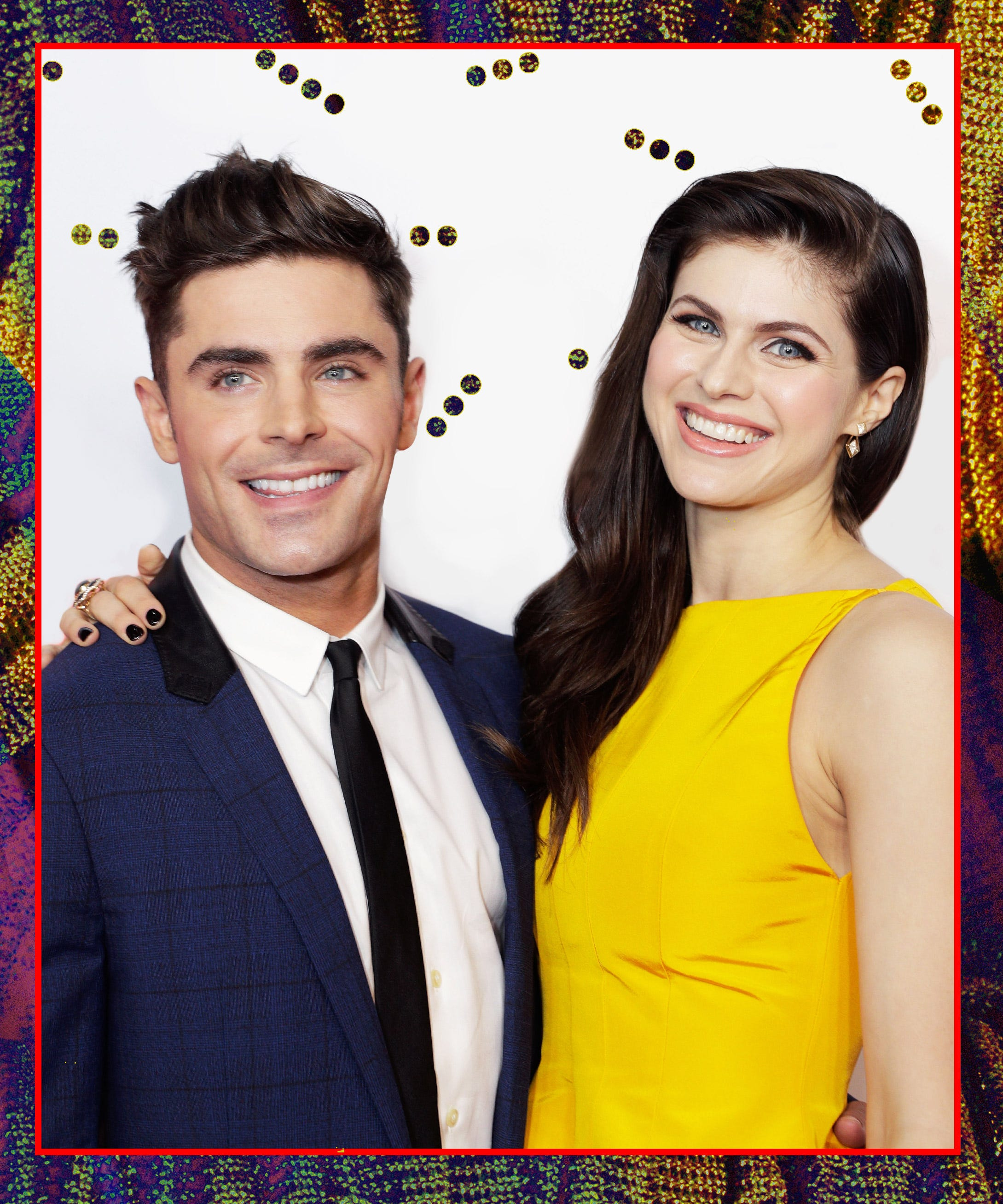 Is Zac Efron In Love With Alexandra Daddario S Dog