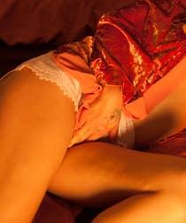 Orgasmus von innen