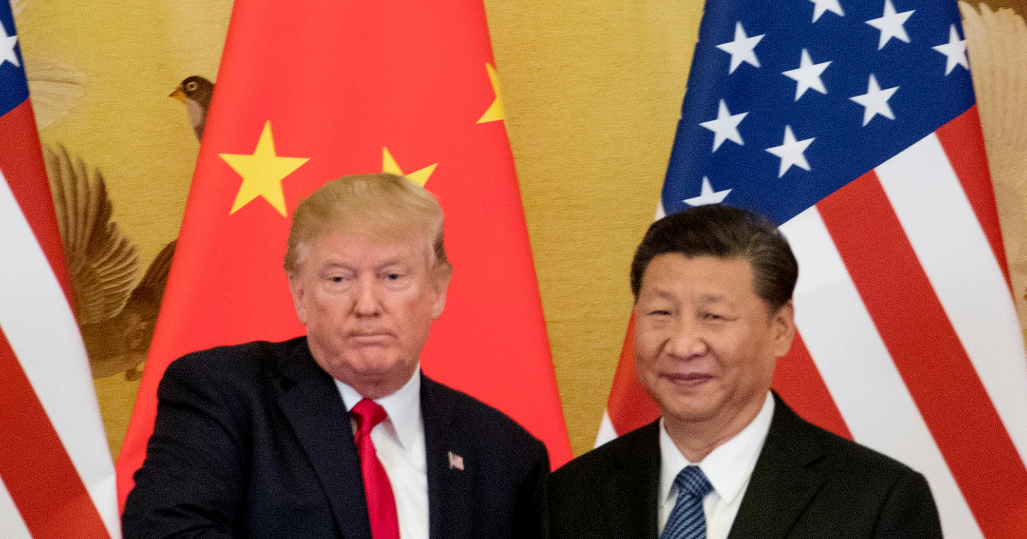 Trump Thinks Xi Jinping As President For Life Is Good
