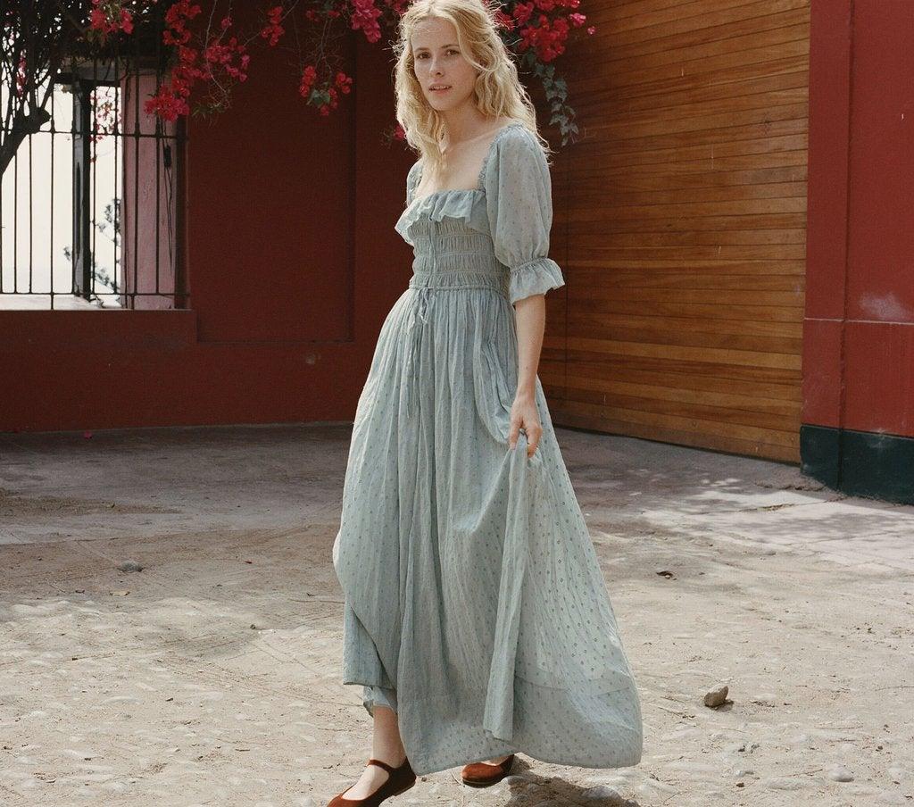 D 244 En Sol Dress