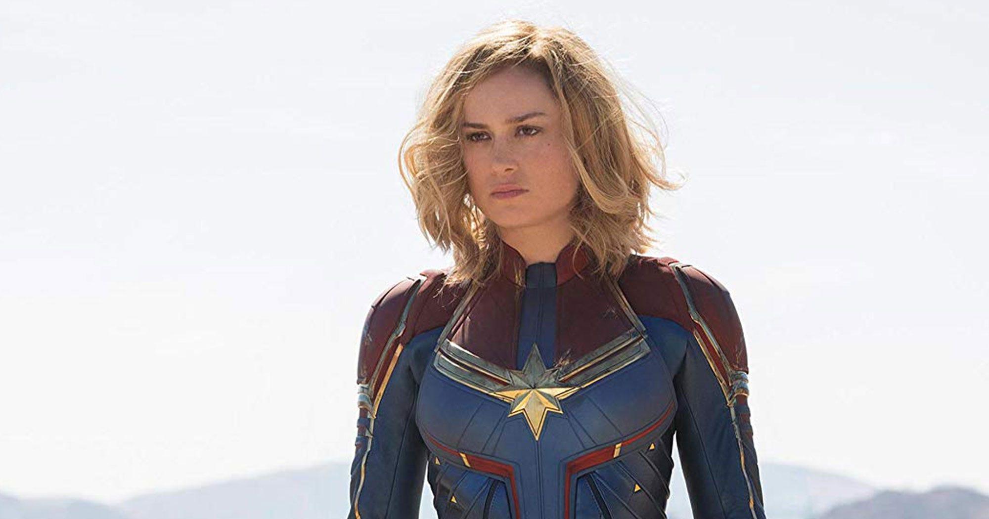 Captain Marvel Hair Sparks Avengers Endgame Reactions