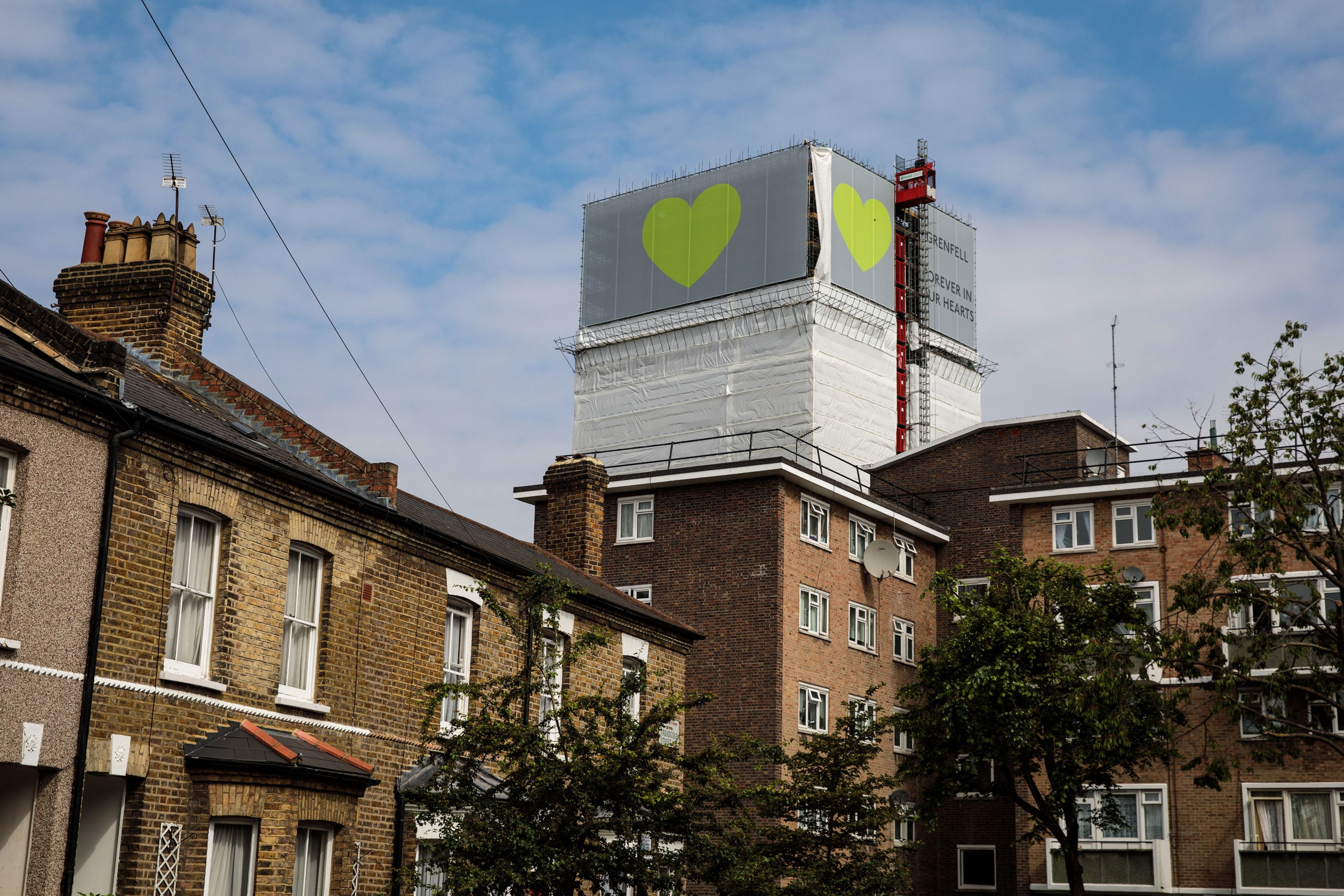 This Is What It's Like To Live In The Shadow Of Grenfell Tower