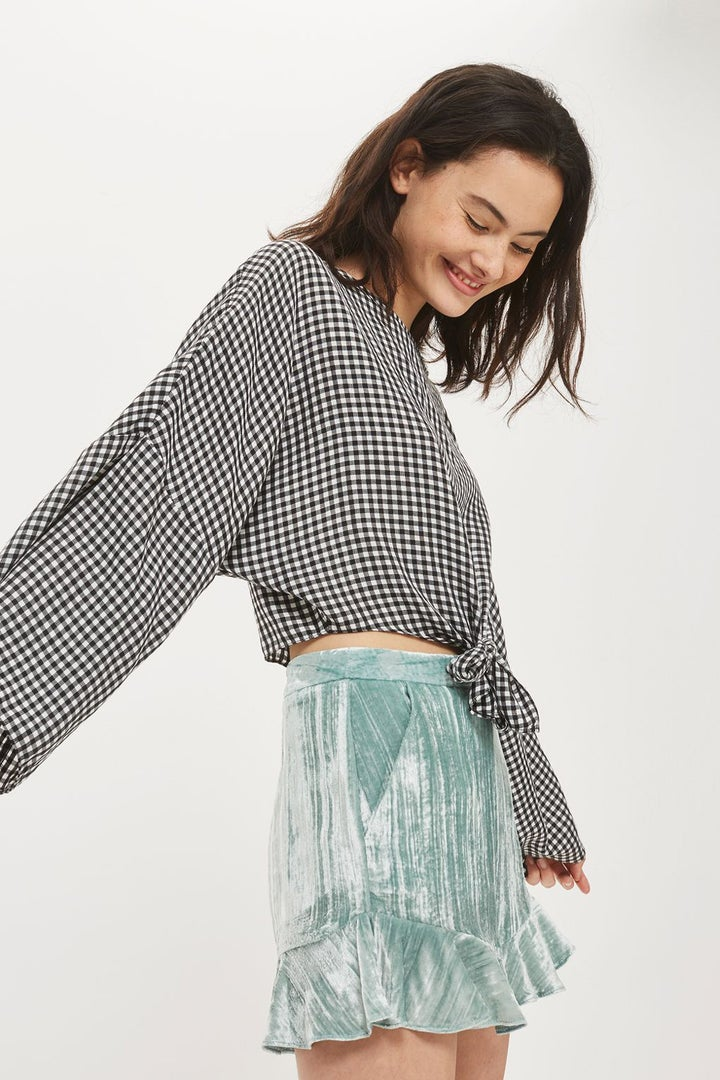 How To Wear The Velvet Trend This Summer
