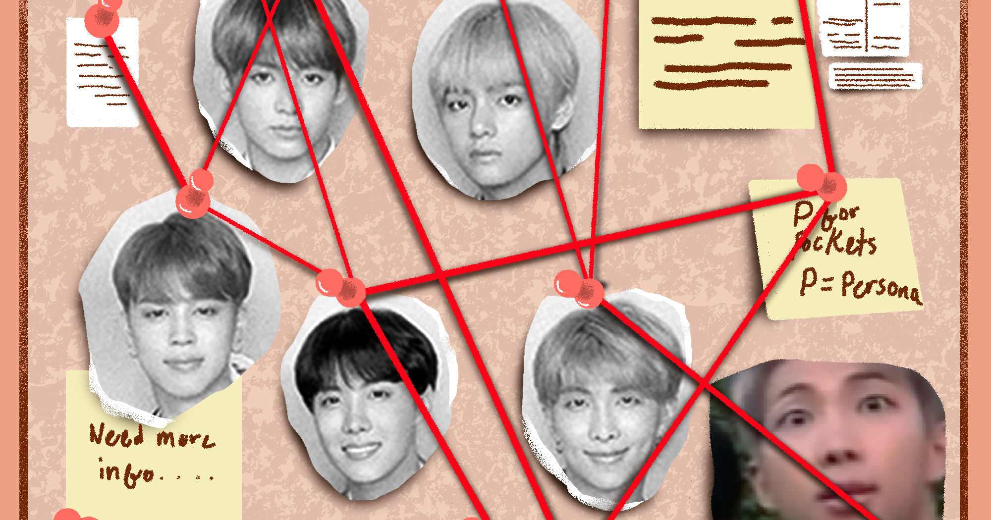 BTS Map of the Soul: Persona New Album Theories
